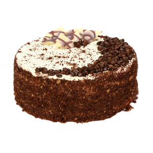 Šokolādes kafijas torte
